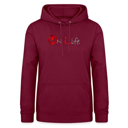 OnLife Logo - Sweat à capuche Femme