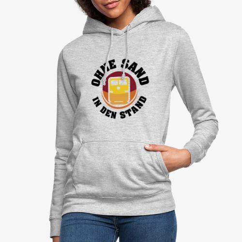 OHNE SAND IN DEN STAND 2 - Frauen Hoodie