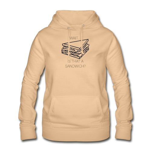Sandwich - Vrouwen hoodie