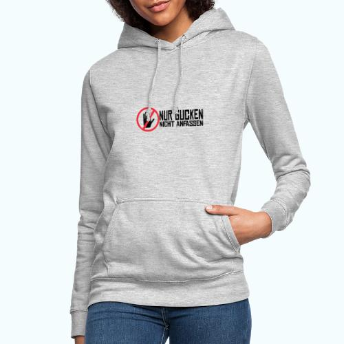Do not touch - Women's Hoodie
