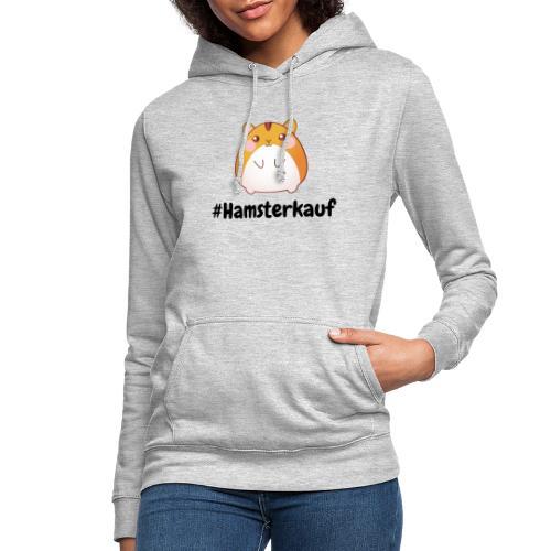 Hamsterkauf - Corona - Frauen Hoodie