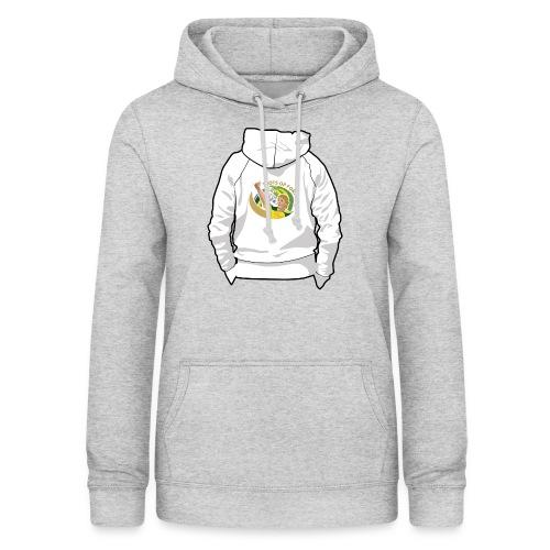 hoodyback - Vrouwen hoodie