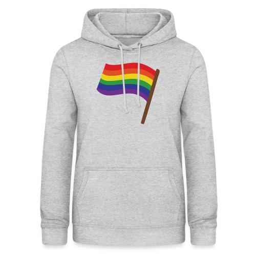 Regenbogenfahne | Geschenk Idee | LGBT - Frauen Hoodie