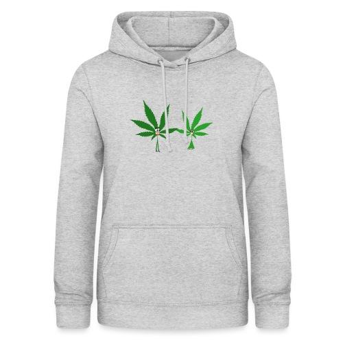 Ukrudtsplantedans - Dame hoodie