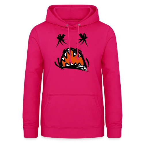 horror mond - Vrouwen hoodie
