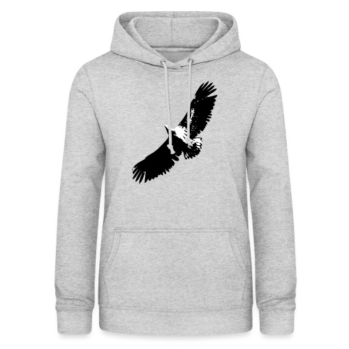 Fly like an eagle - Frauen Hoodie