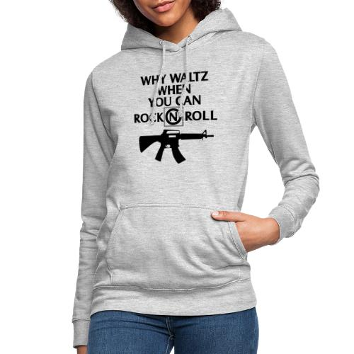 lost boys why waltz - Women's Hoodie