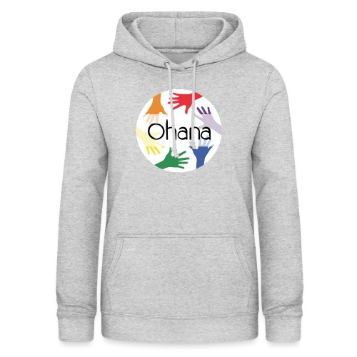 Ohana heißt Familie - Frauen Hoodie
