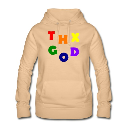 THX GOD - Frauen Hoodie