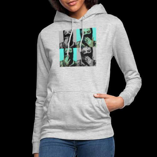 Caviar design presenting  The lady's - Frauen Hoodie