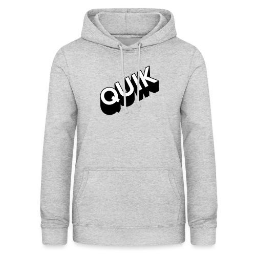 Quik Design 3 - Frauen Hoodie