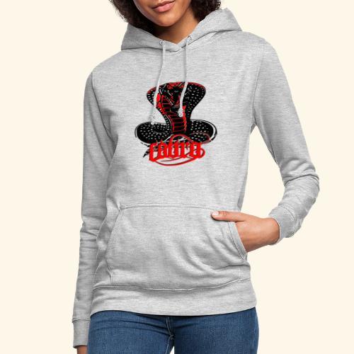 Cobra - Sweat à capuche Femme