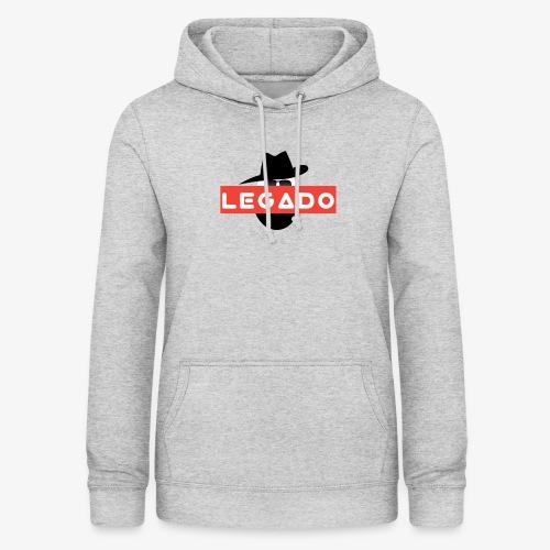 LEGADO - Sudadera con capucha para mujer