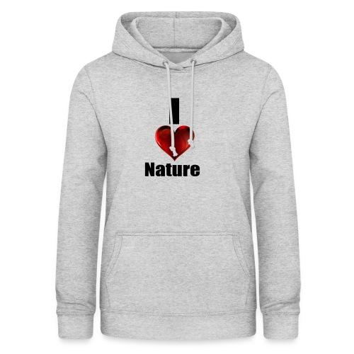 nature - Frauen Hoodie