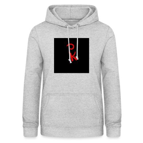 Tekengebied 1 - Vrouwen hoodie