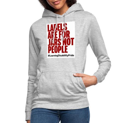 Labels tote - Women's Hoodie