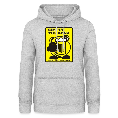 Simply the Boss - Women's Hoodie