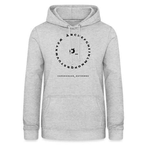 Østerbro - Dame hoodie