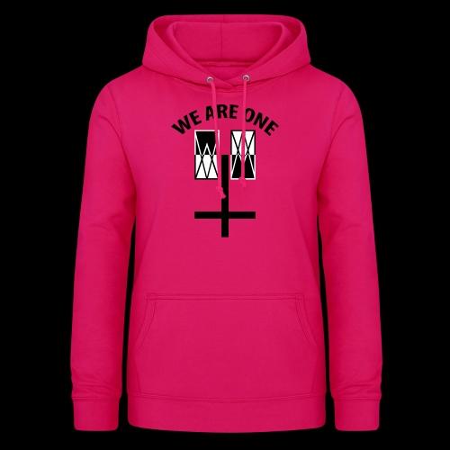 WE ARE ONE x CROSS - Vrouwen hoodie