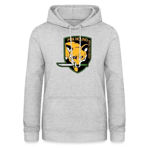 Fox Hound Special Forces - Naisten huppari