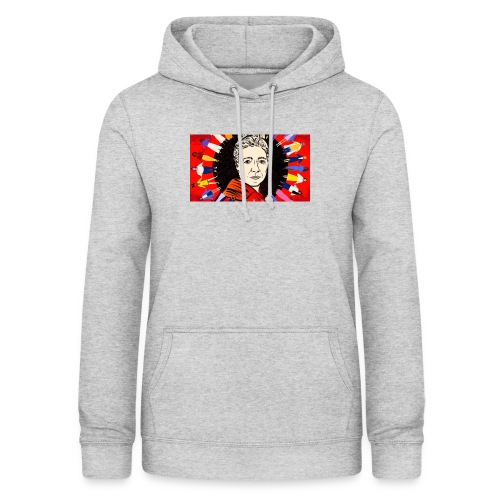equality by santiago - Vrouwen hoodie
