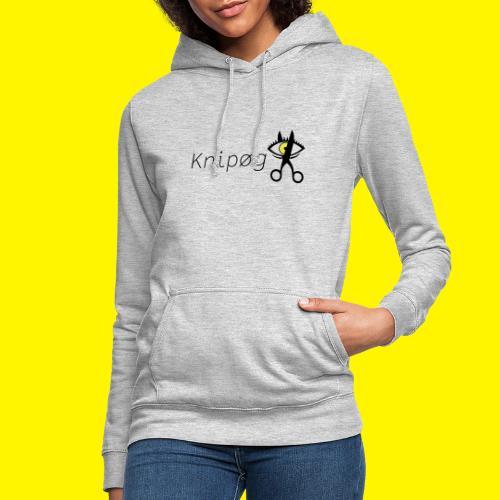 Knip gLogo - Vrouwen hoodie