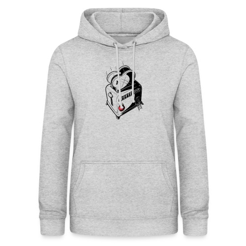 Broodrooster huis - Sweat à capuche Femme