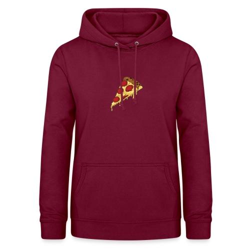 pizza design - Vrouwen hoodie