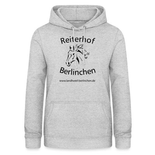 Reiterhof Berlinchen - Frauen Hoodie