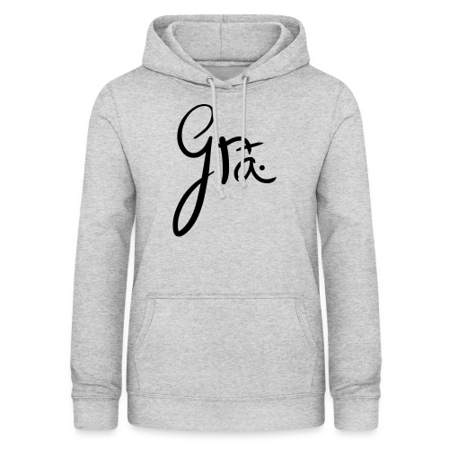 logo-trans-ai - Vrouwen hoodie