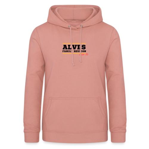 Alves - Felpa con cappuccio da donna