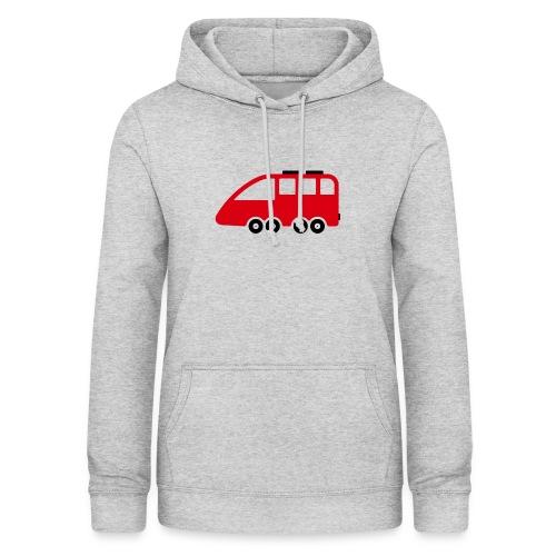 Bus Comic - Frauen Hoodie