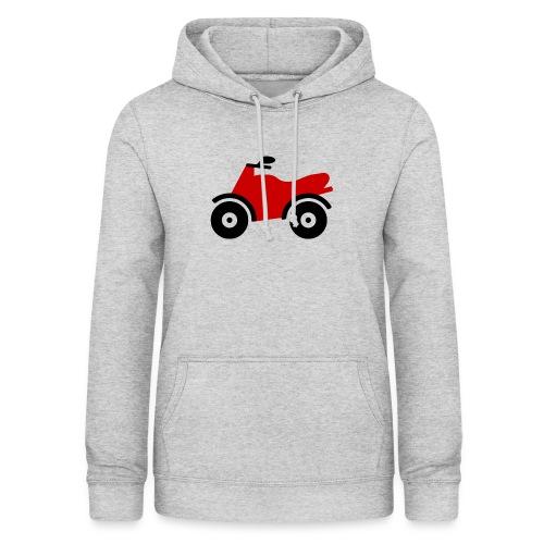 Bike Comic - Frauen Hoodie