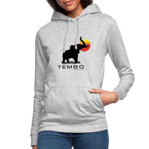 elephant - Tembo - Frauen Hoodie