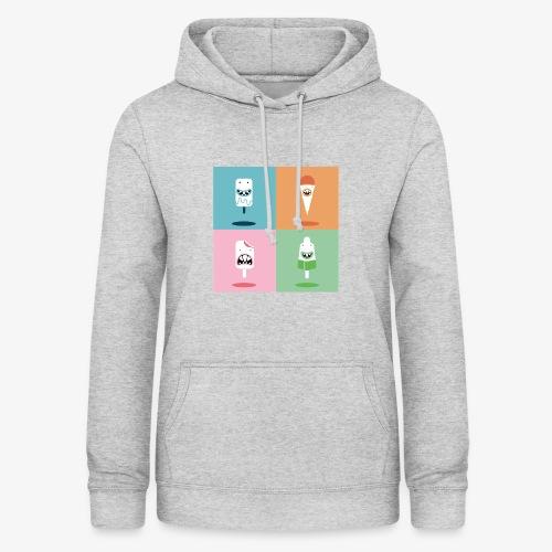 Ijsjes - Vrouwen hoodie