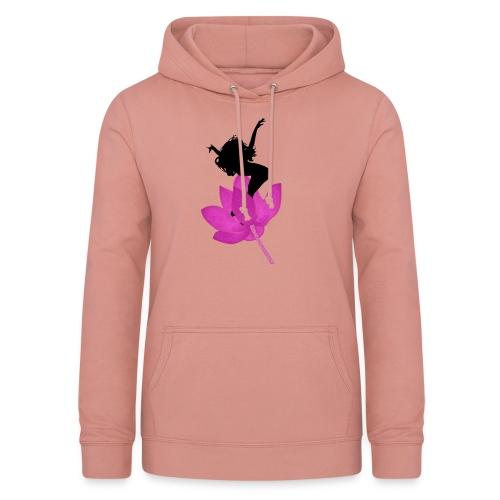 Jump life - Sudadera con capucha para mujer
