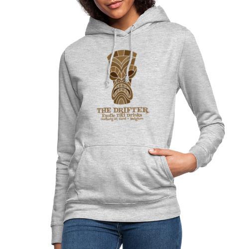tshirt logo - Vrouwen hoodie