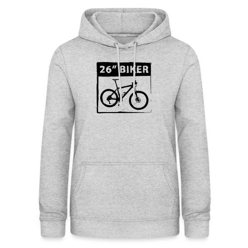 26 Biker - 1 Color - Frauen Hoodie