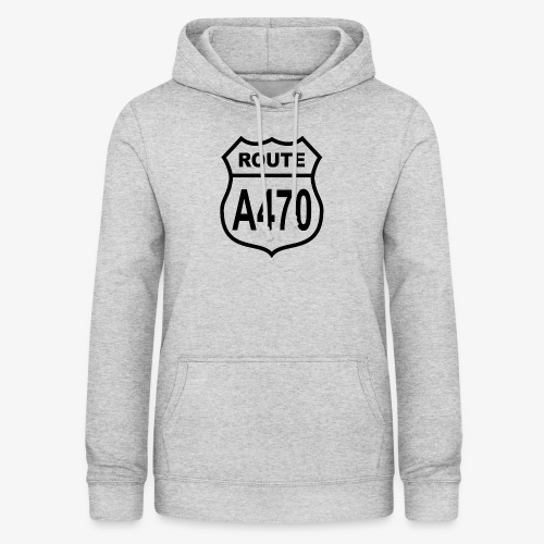 Route A470 - Women's Hoodie