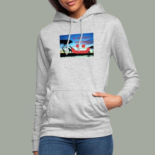 dano is LEEEUK - Vrouwen hoodie
