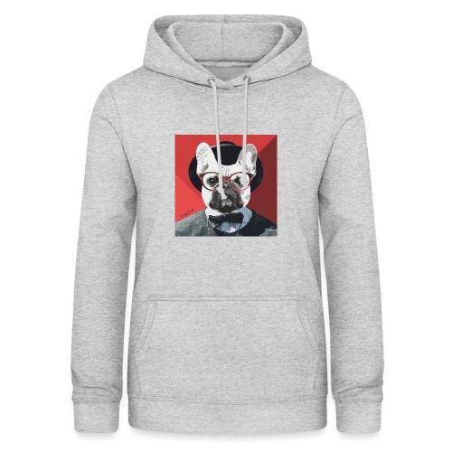 French Bulldog Artwork 2 - Frauen Hoodie