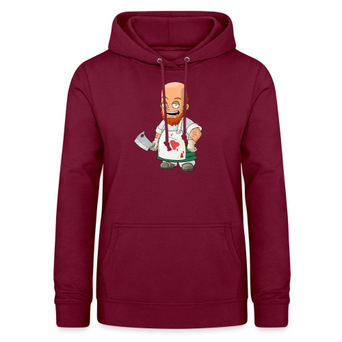 butcher - Dame hoodie