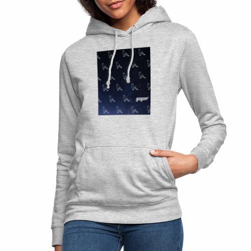 pigeonarmay in space - Frauen Hoodie