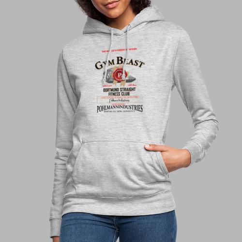 GYM BEAST - Frauen Hoodie