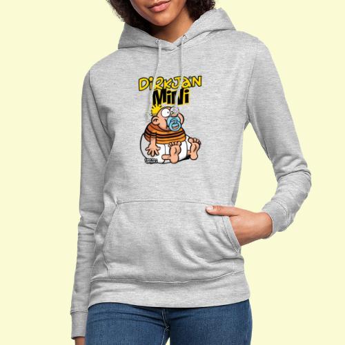 DirkjanBaby - Vrouwen hoodie