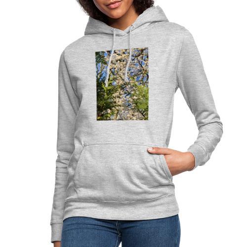 Spring Time - Dame hoodie