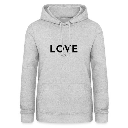love (let's) - Women's Hoodie