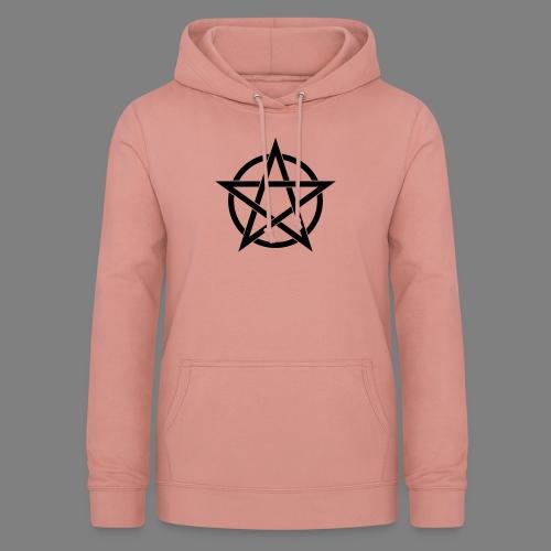 pentagramm - Frauen Hoodie
