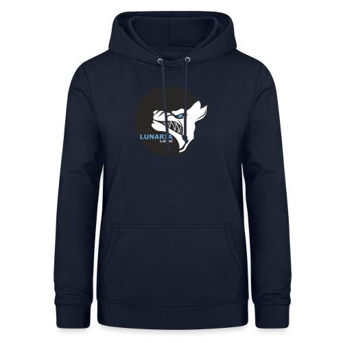 Lunaria_Logo tete pleine - Sweat à capuche Femme