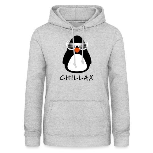 Chillax - Vrouwen hoodie